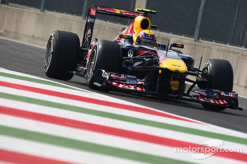 Red Bull Korean GP - Yeongam qualifying report