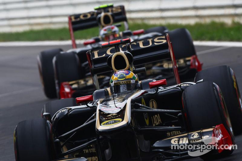 Lotus Renault Korean GP - Yeongam race report