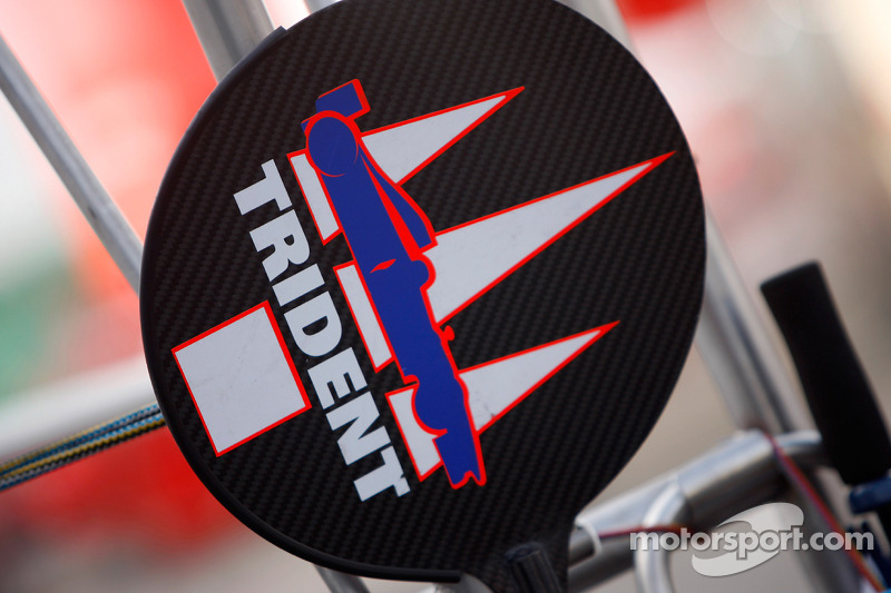 Trident Racing heads to Barcelona test