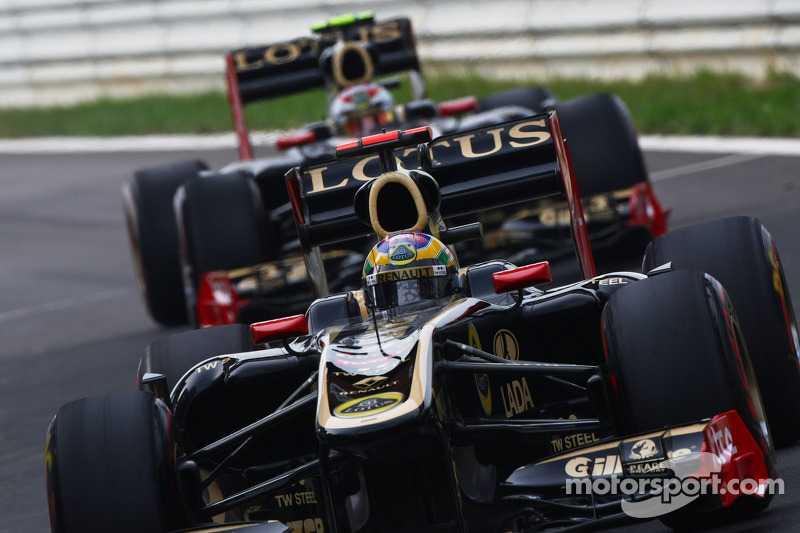 Bad form leaves Senna exposed for 2012 seat