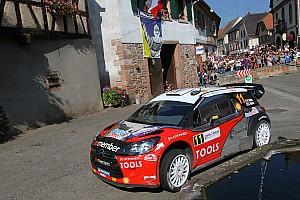WRC Petter Solberg seeks good result in Rally de España