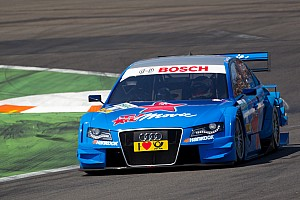DTM Audi all set for DTM season grand finale at Hockenheimring