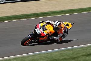 MotoGP Repsol Honda Malaysian GP Friday practice report