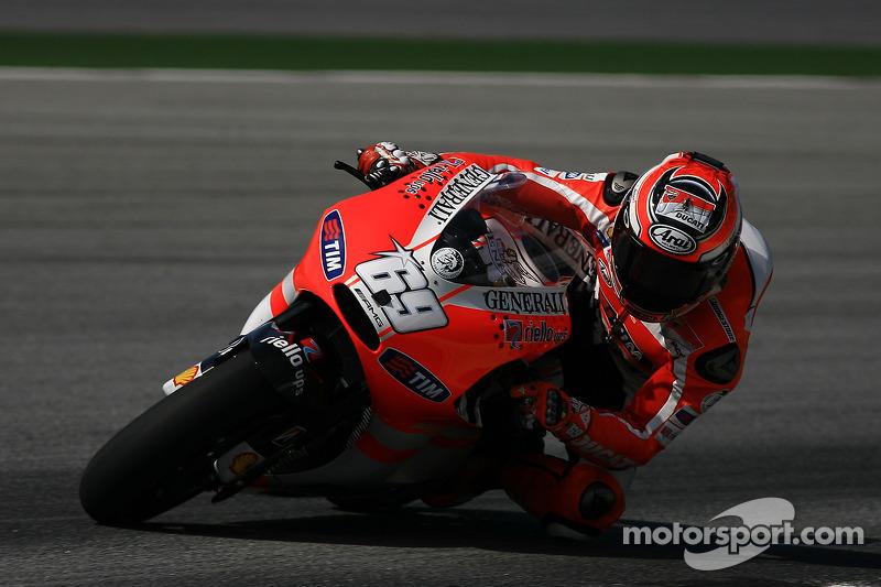 Ducati Malaysian GP qualifying report