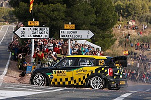 WRC BWRT Rally de España final leg summary