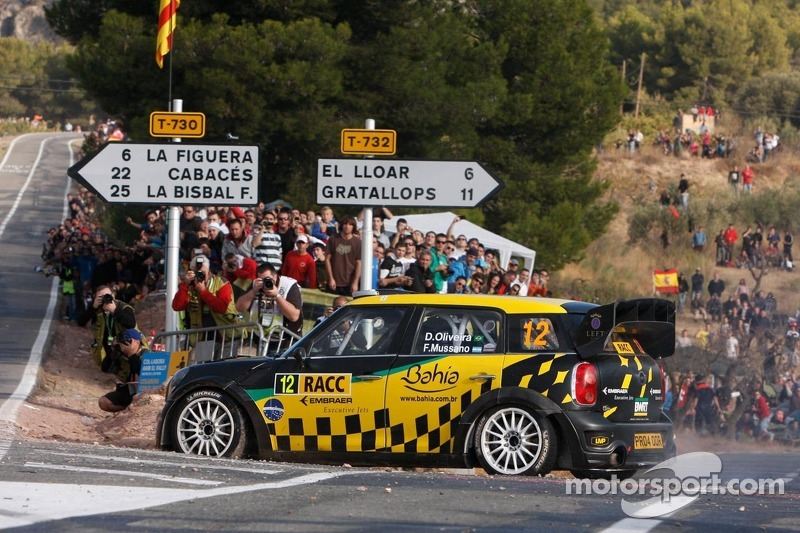 BWRT Rally de España final leg summary