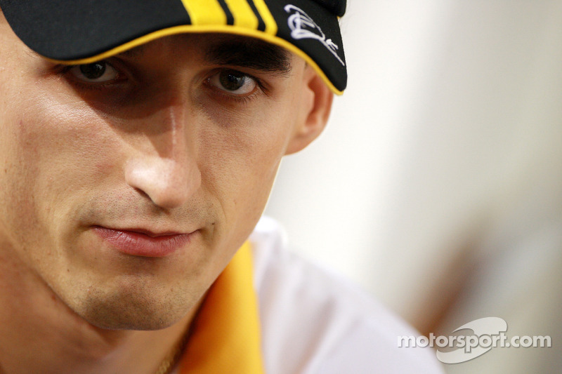 Kubica can drive Formula One car again - surgeon Rossello