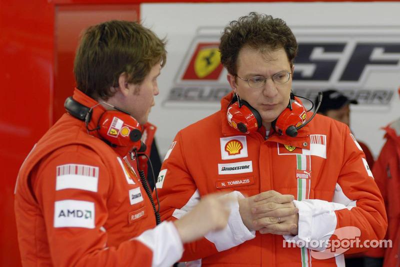 New Ferrari to borrow ideas from rival teams - Tombazis