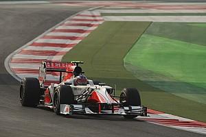 Formula 1 HRT Indian GP race report