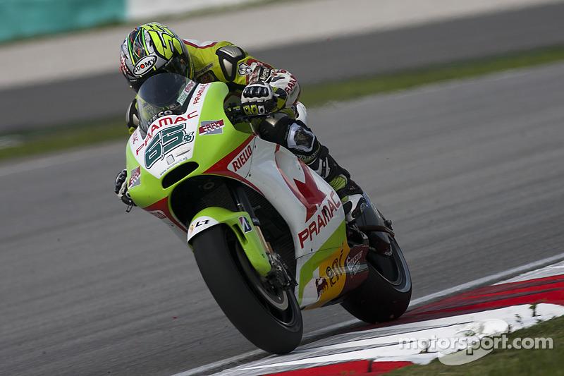 Pramac Racing Valencia GP Friday report