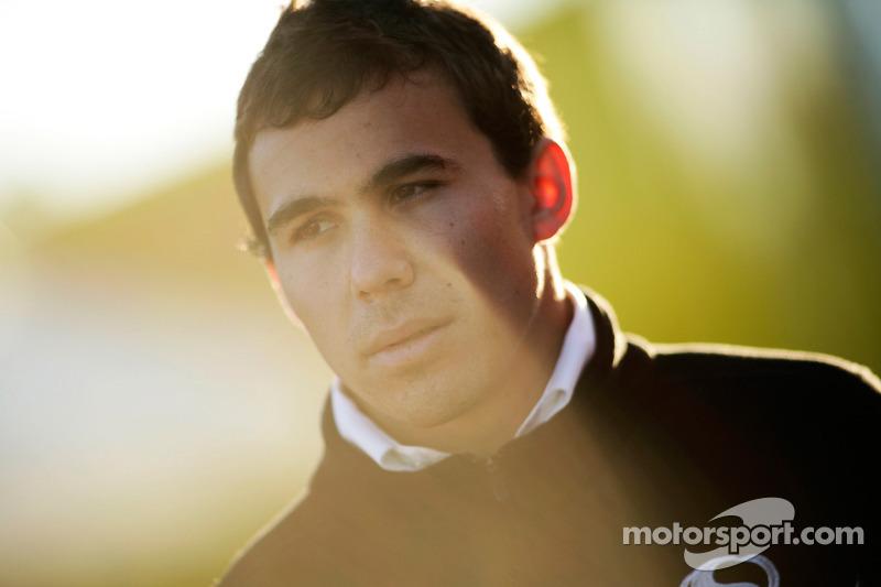 Lotus Renault Abu Dhabi young driver test Tuesday report