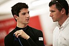 Alexander Rossi Abu Dhabi young driver test Thursday report