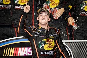 NASCAR Truck Austin Dillon captures 2011 driving championship