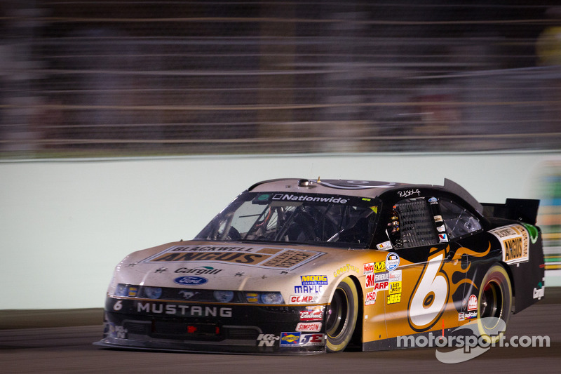 Roush Yates Engines Homestead race report
