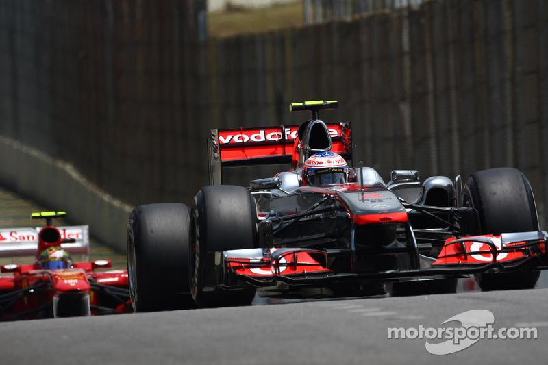 McLaren Brazilian GP race report