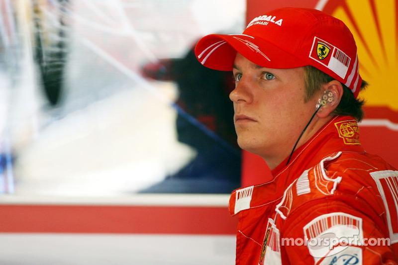 Returning Raikkonen left F1 too soon - manager