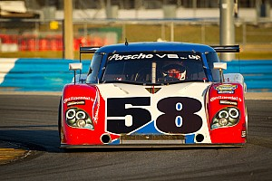Grand-Am Series opens pre-season testing at Daytona