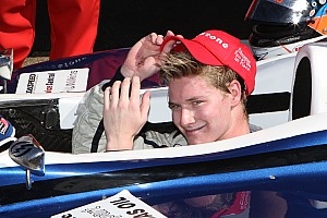 IndyCar Sarah Fisher Racing adds Indy Lights champ Josef Newgarden