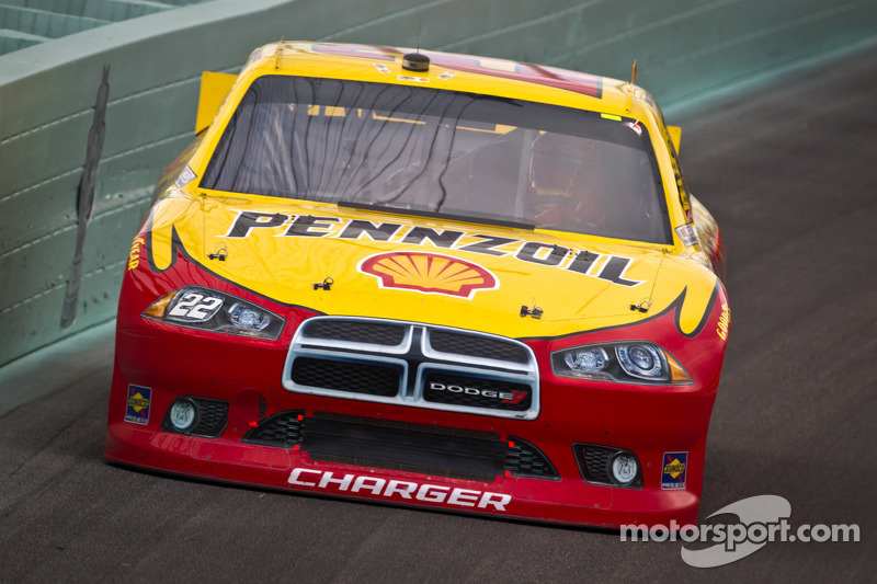 Penske Racing names Todd Gordon crew chief