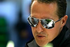 Formula 1 No testing has hurt Formula One comeback - Schumacher