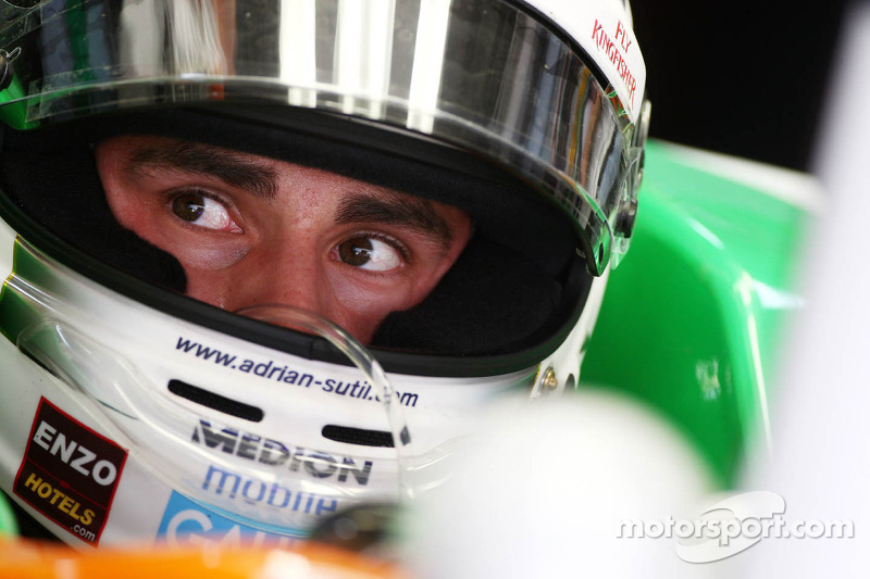 Ferrari eyes Sutil after Force India exit