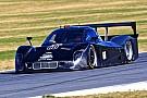 Series Daytona invitational test session notes