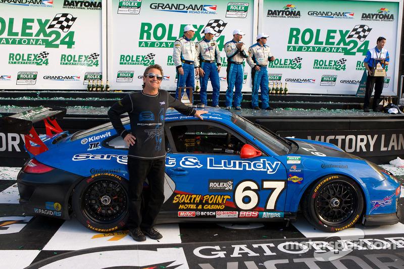 TRG announces driver lineup for Daytona 24H