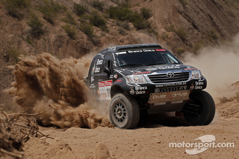 Imperial Toyota stage 4 report