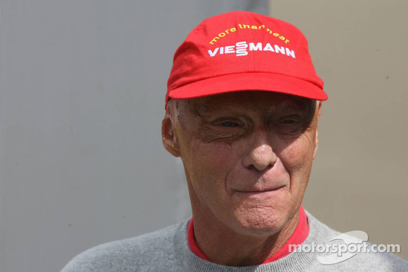 Lauda could be paddock absentee in 2012