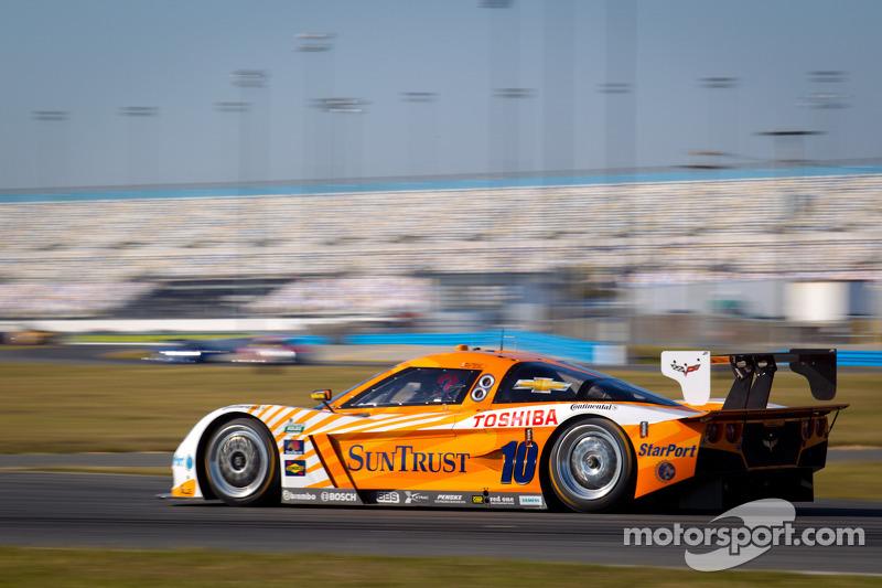 SunTrust Racing fastest at Daytona January test