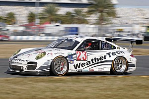 Grand-Am Alex Job Racing Daytona January test summary