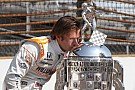 Susie Wheldon accepts Baby Borg for husband Dan Wheldon