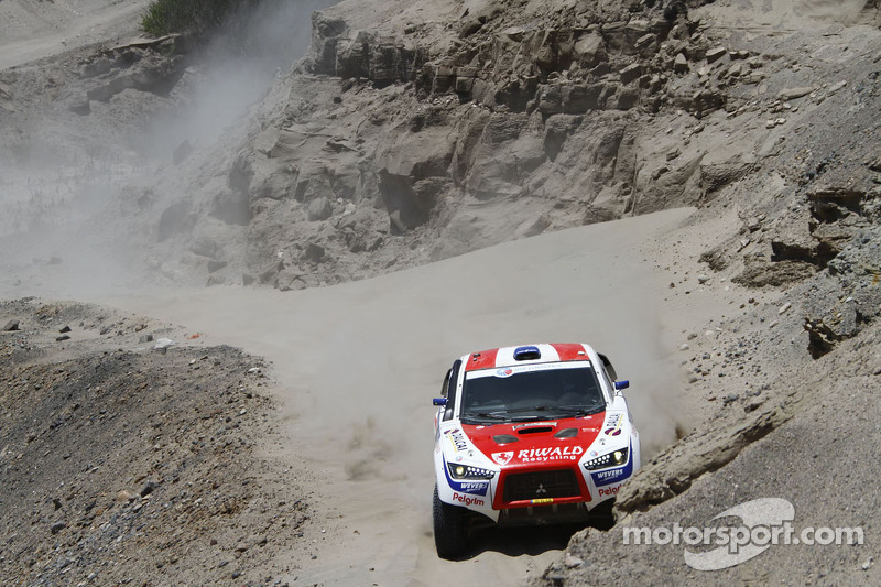 Riwald Dakar Team stage 12 report