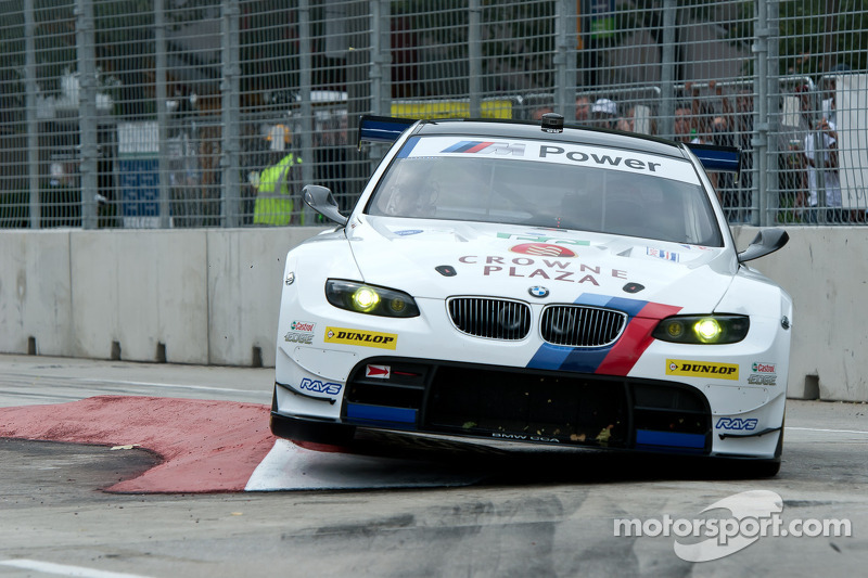 BMW Team RLL names driver lineup for 2012 title defense