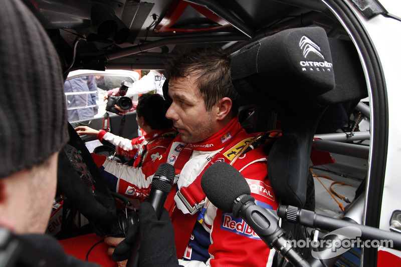 Loeb remains in command as Monte Carlo Rally completes 3rd leg