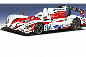 WEC Greaves Motorsport ready for 2012 season