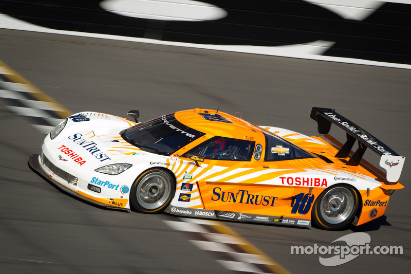 Team Chevy Daytona 24H qualifying report