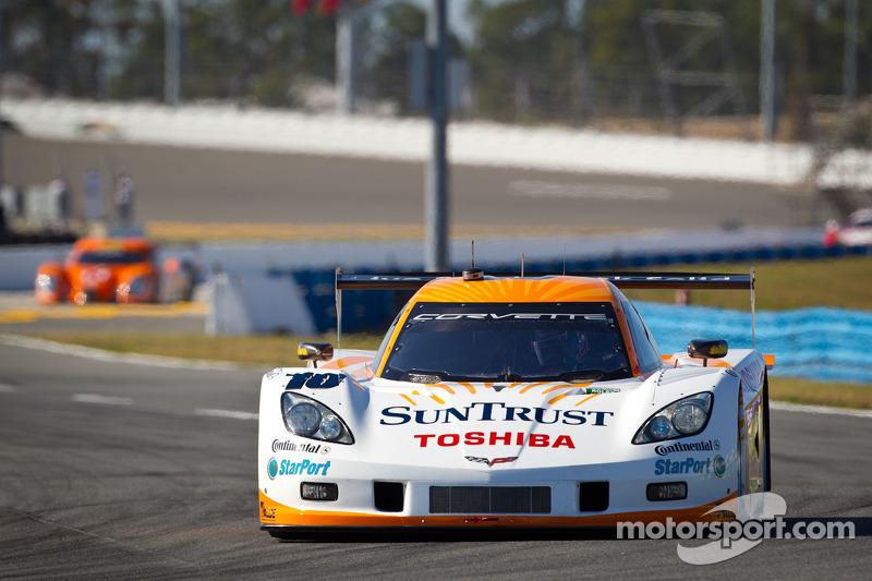 Chevrolet Daytona 24H interview: SunTrust Racing team