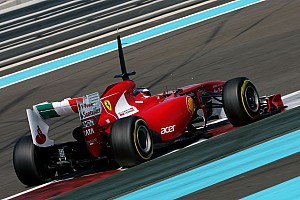Formula 1 Bianchi says Ferrari 'worked hard' for career
