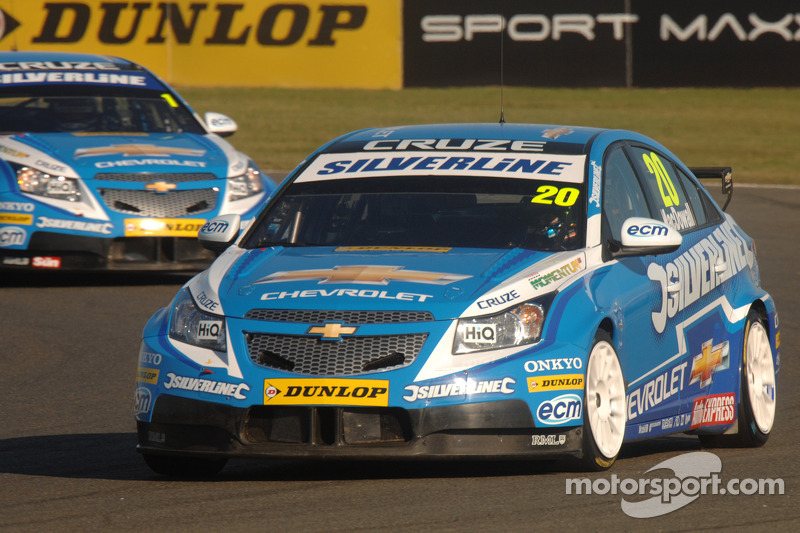 Chevrolet withdraw for at least the 2012 season