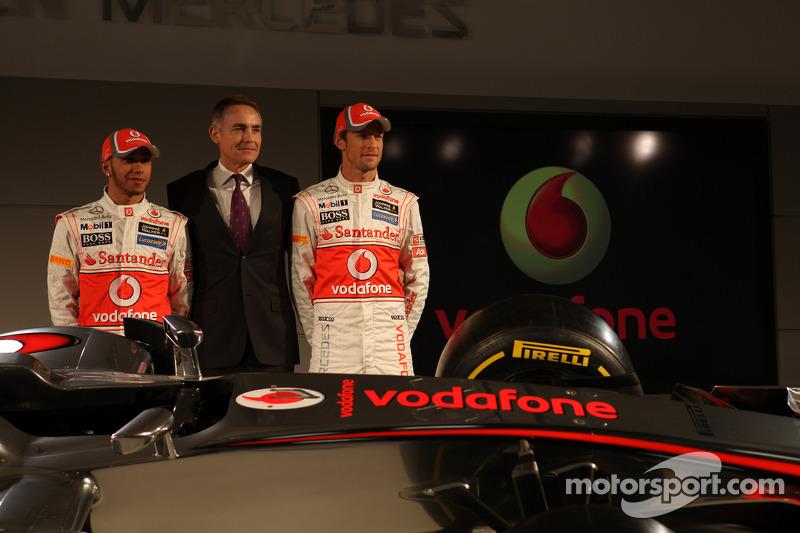 McLaren denies 2012 car close to legal limits