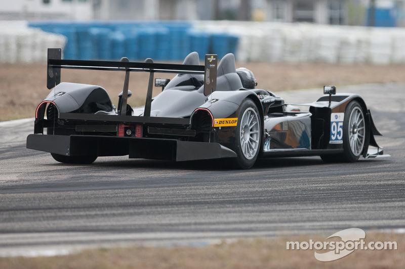 Series Sebring winter test day 1 report