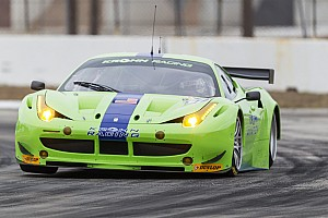 ALMS Krohn Racing winter test summary
