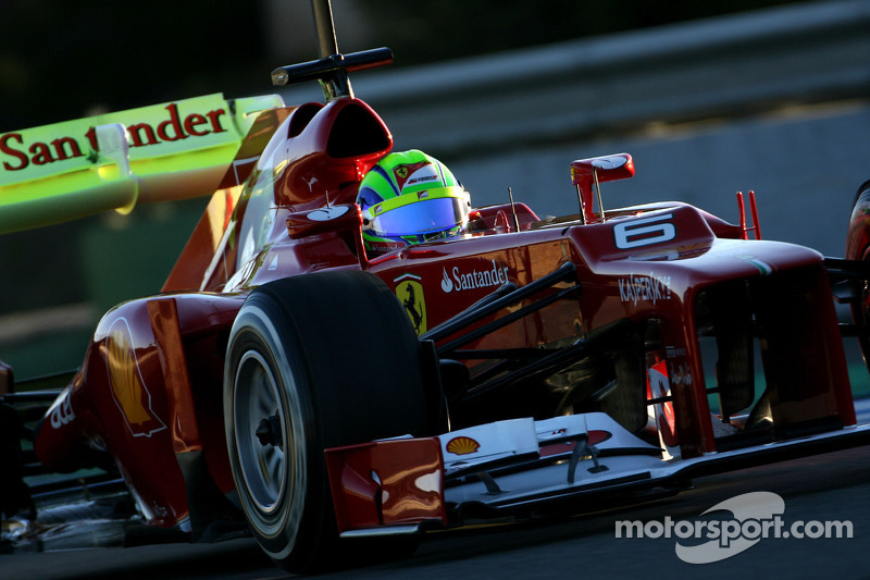 """Ferrari's Pat Fry: """"A lot of work to do, but starting from a good base line"""""""