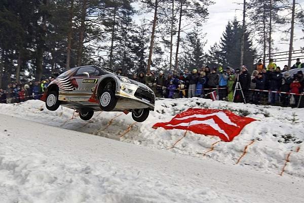 Citroën Racing Technologies Rally Sweden final summary