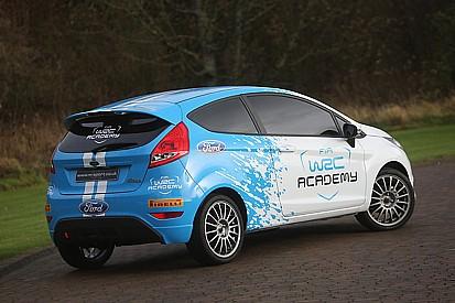 FIA WRC Academy Pre-Season Training Dates Announced