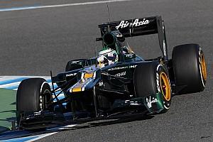 Formula 1 Keke Rosberg tips Caterham to step up in 2012