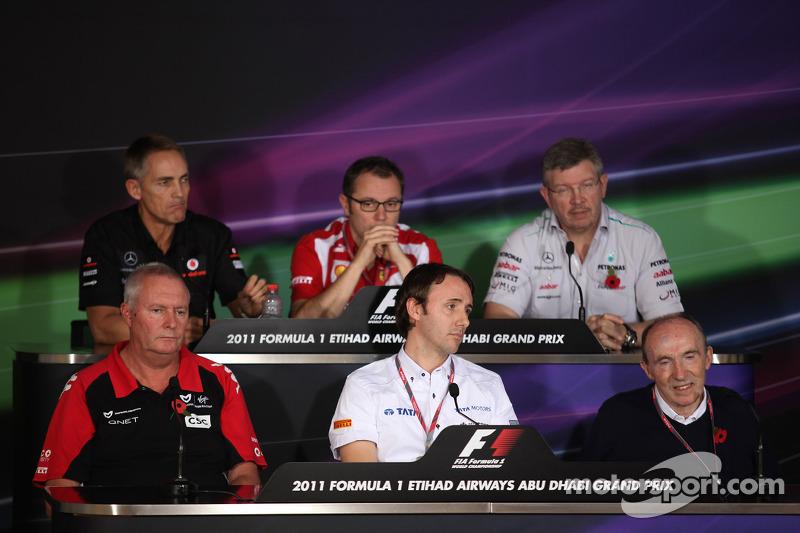 F1 'may regret' FOTA split - Brawn