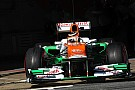 Force India Barcelona testing -  Day 2 report