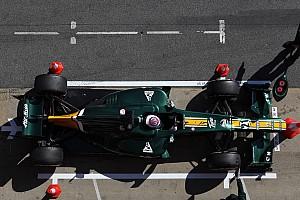 Formula 1 Caterham Barcelona testing -  Day 2 report